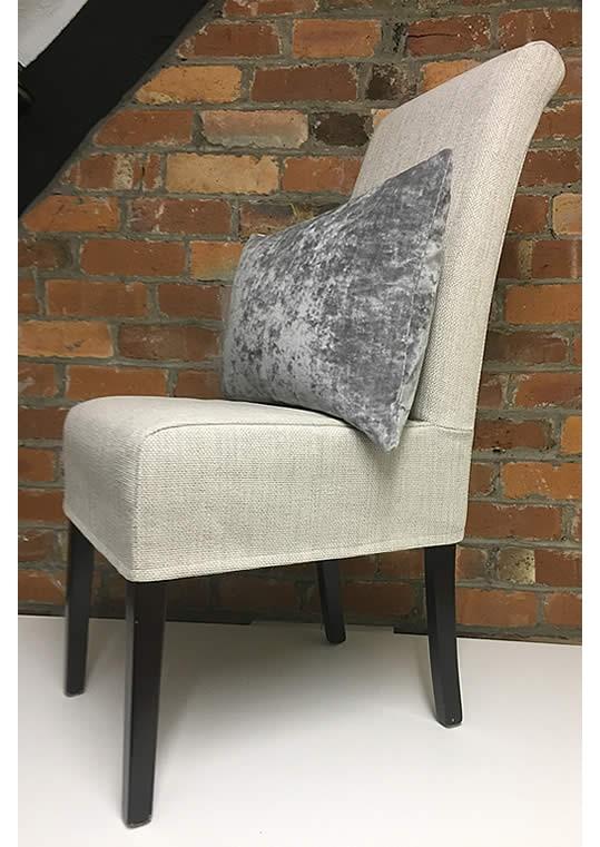 OKA Echo High back Chair Cover